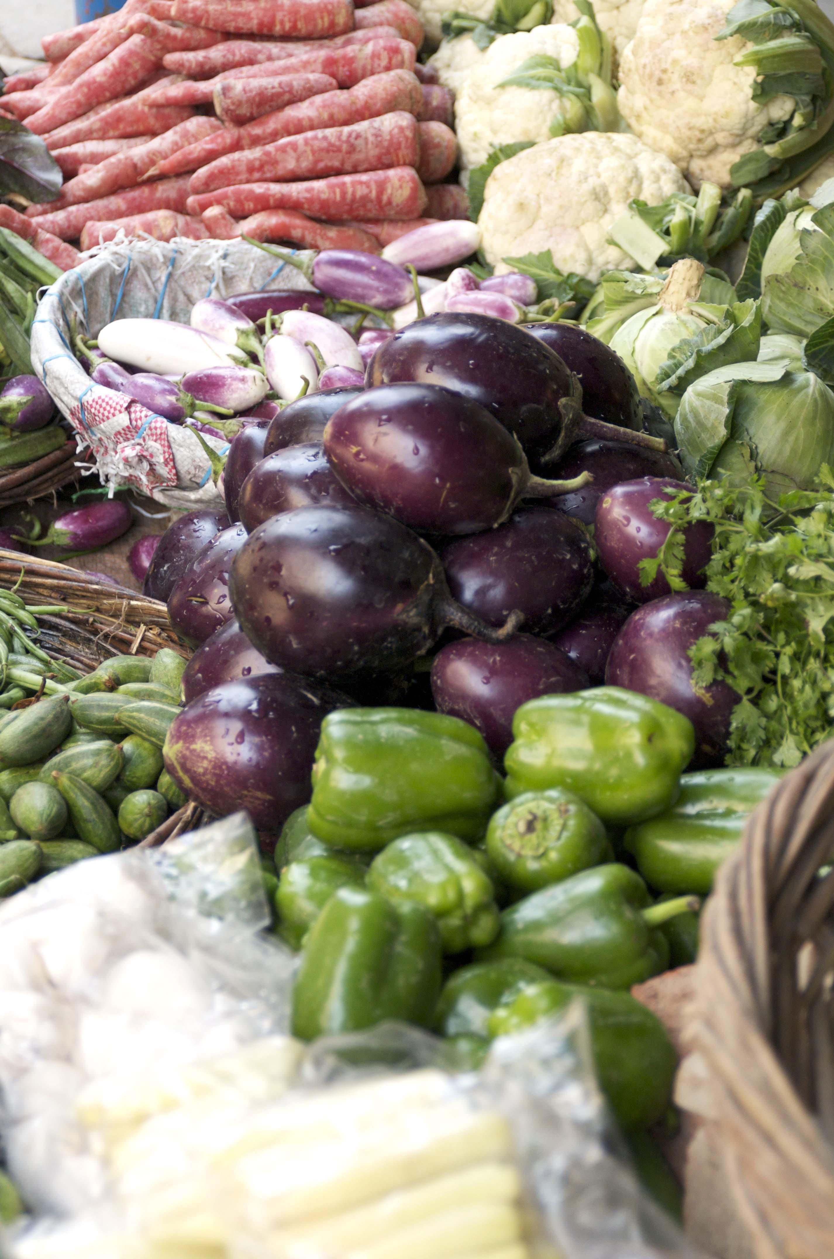 blodtrykssænkende grøntsager
