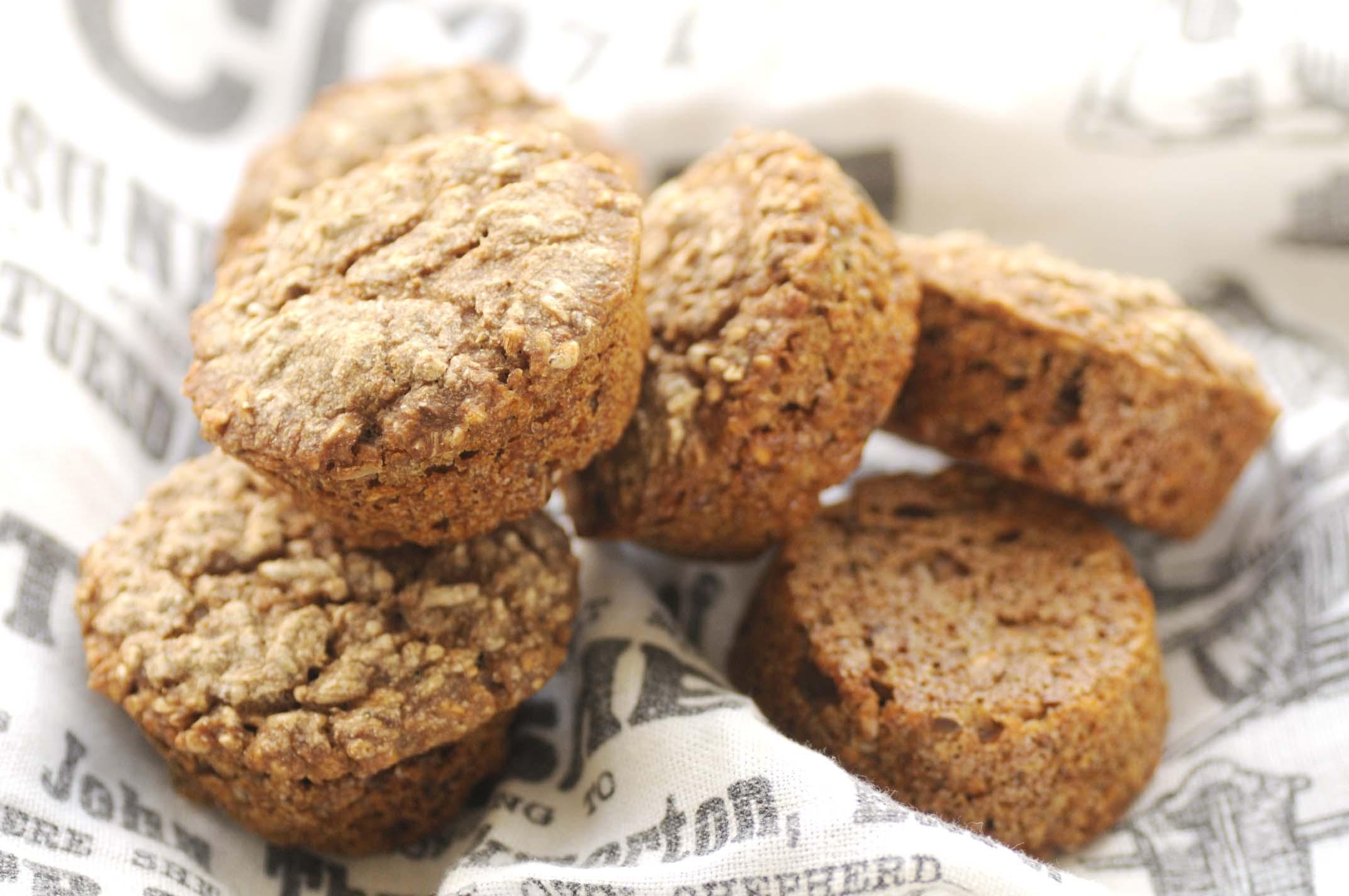 opskrifter sundt broed hokkaido muffins