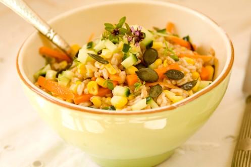 salat m.perlebyg og majs.1