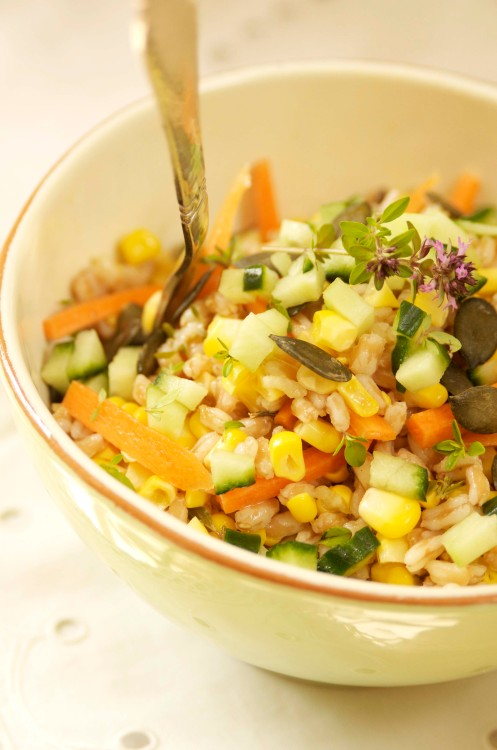 salat m.perlebyg og majs.2