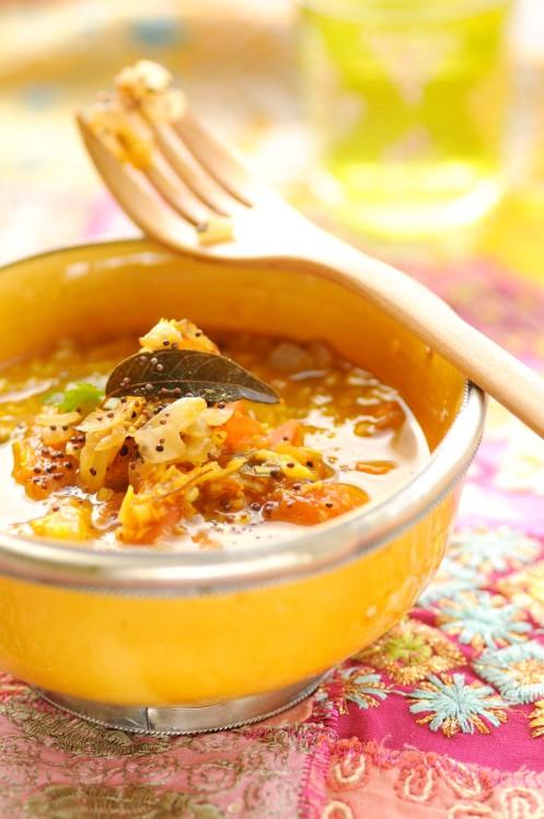 tomatcurry fra Cochin