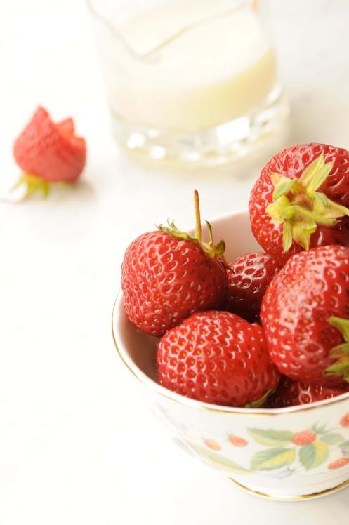 jordbær m fl
