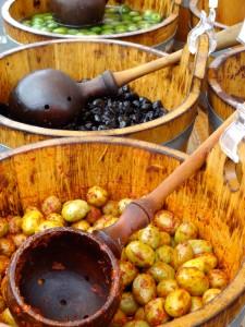 oliven 3 Borough market