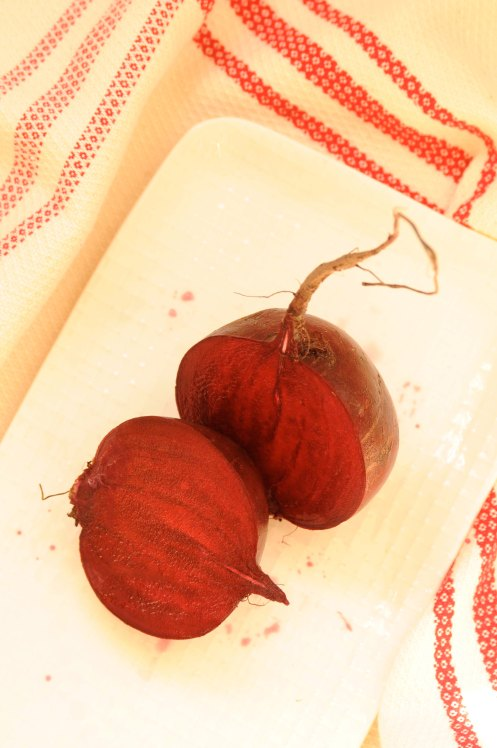 rødbeder runde