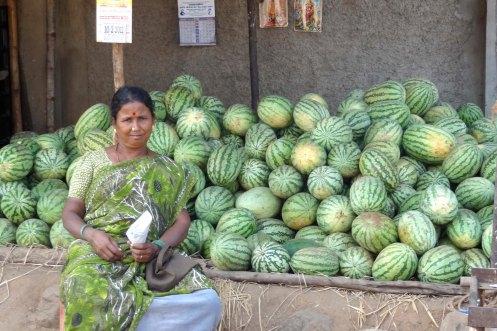 vandmeloner kvinde m