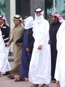 Doha.kjortelmænd