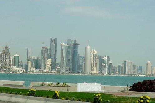 Doha.skyline