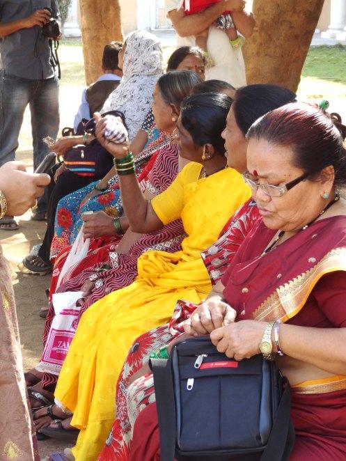Hyderabad.kvinder m.sari