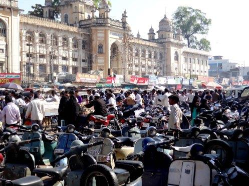 Hyderabad.mængde