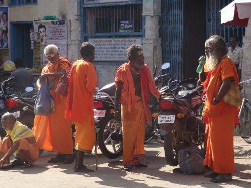 Indie.hellige mænd 1