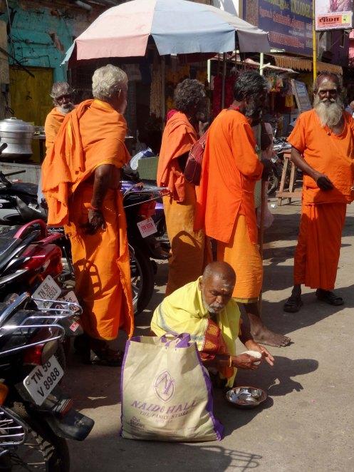 Indien.hellige mænd.4