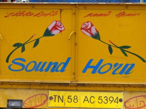 Indien.sound horn