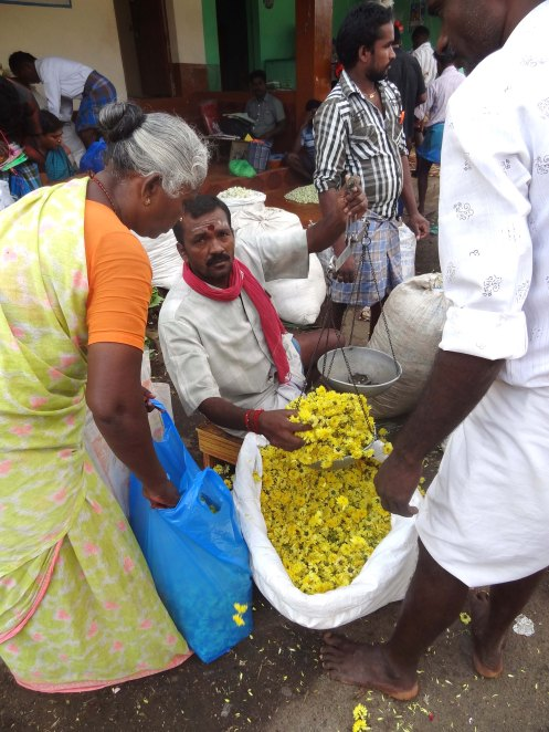 Madurai.blomstermarked