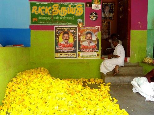 Madurai.blomstermarked2