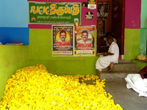 Madurai.blomstermarked2