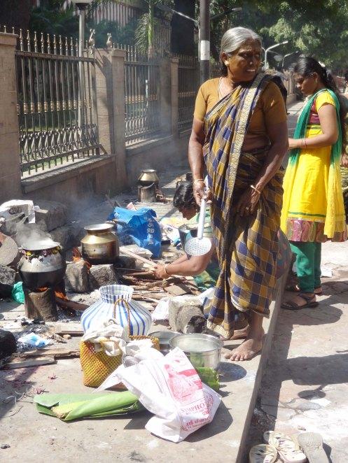 Madurai tempelcooking 2