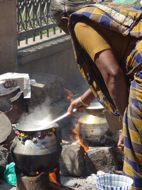Madurai.tempelcooking