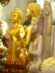 Sri Lanka.Buddhaer