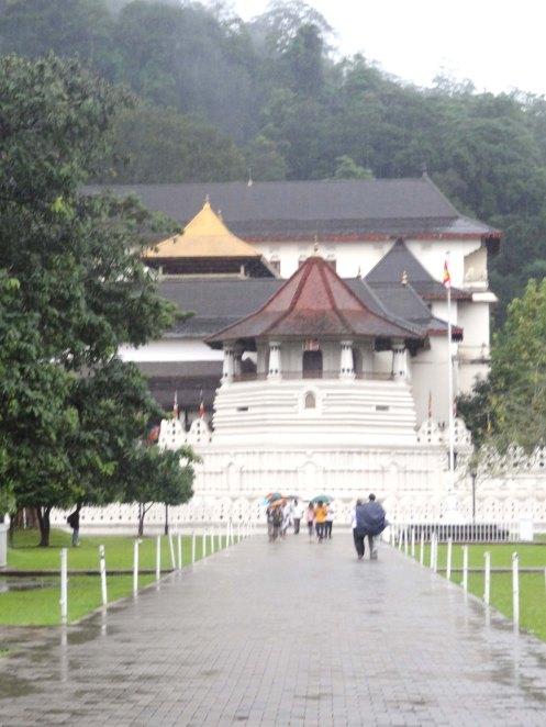 tandens tempel Kandy