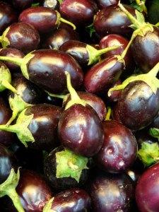 Indien.auberginer