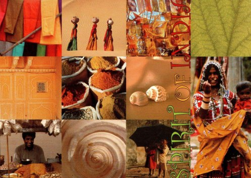 indien.postkort