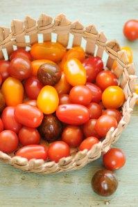 tomater kurv