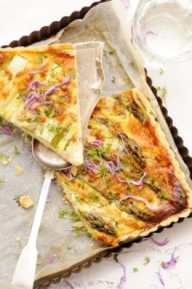 aspargestærte