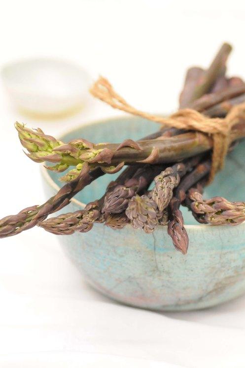 asparges lilla