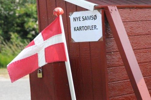 Samsø.kartoffelbod