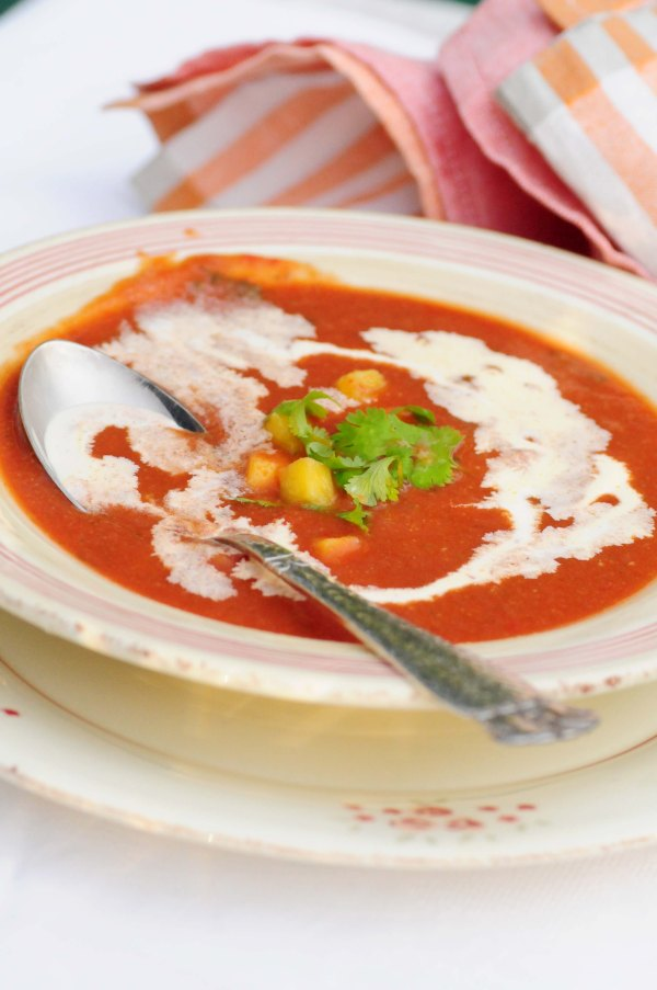 gazpacho orientalsk
