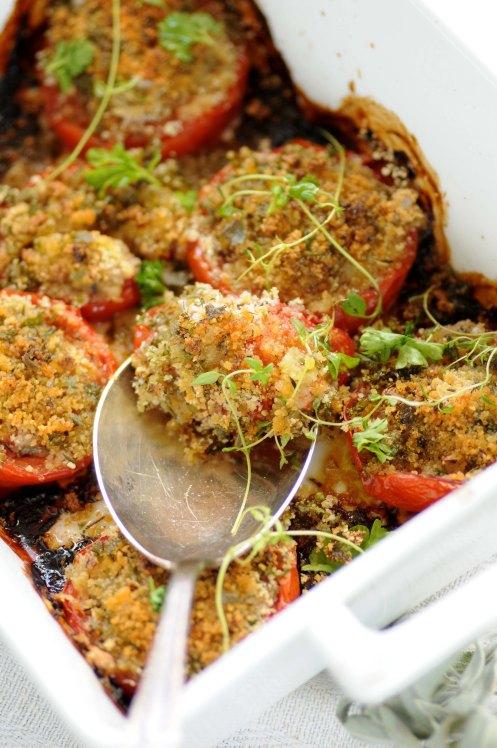 provencalske tomater