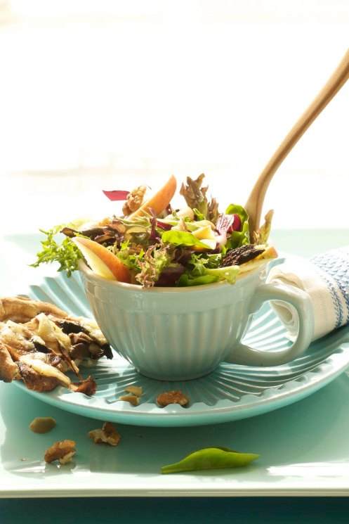 amerikansk salat 1