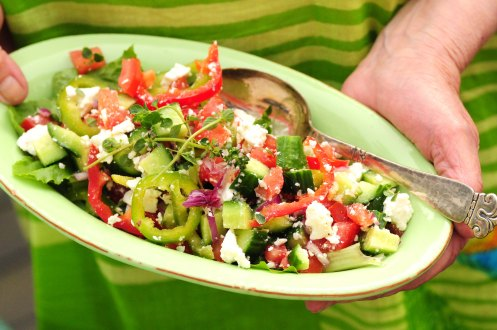 græsk salat vibeke