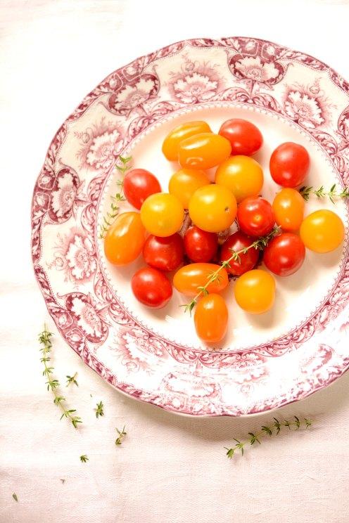 tomater på tall