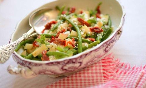 bønnesalat grønne b.1