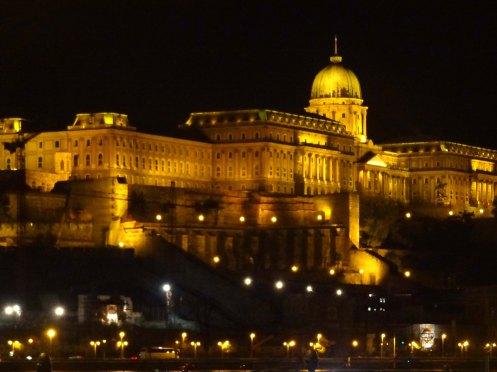 Budapest borgen