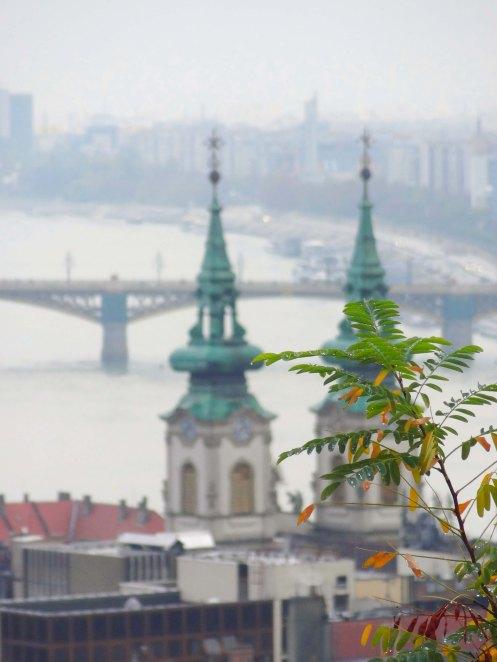 Budapest i novemberdis