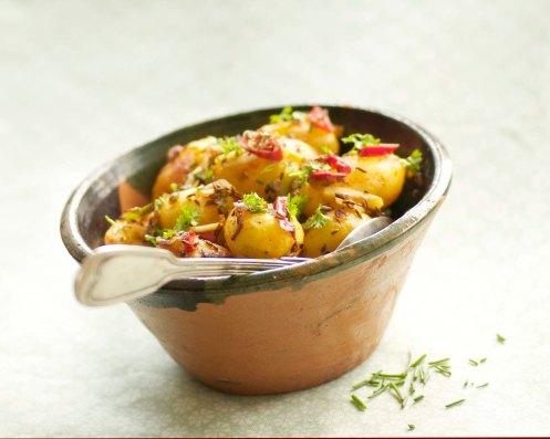 kanariske kartofler