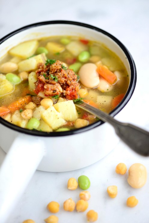 katalansk suppe