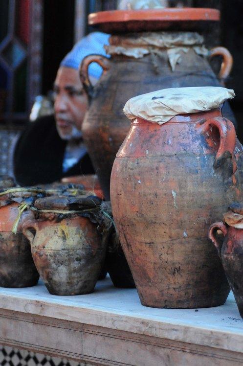Marokk.krukker