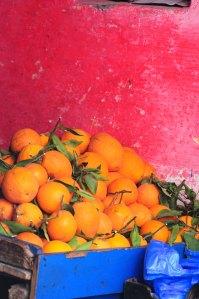 Marokko.appelsiner