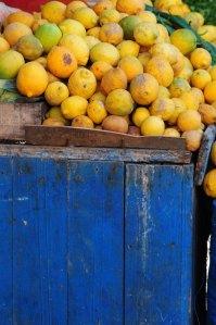 Marokko.citroner