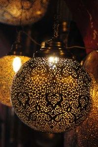 Marokko.lampe