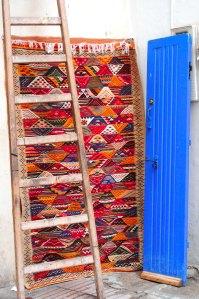 Marokko.tæppe