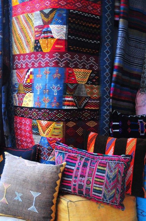 Marokko.tæpper