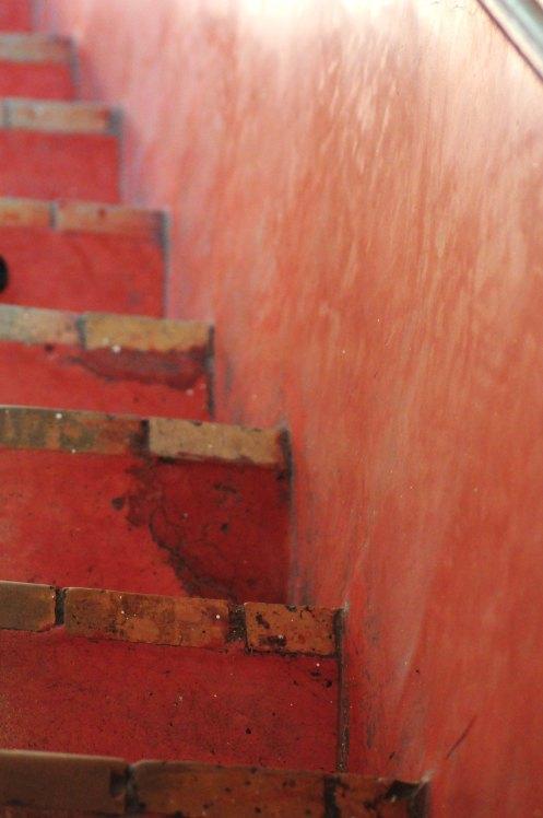 Marokko. trappe