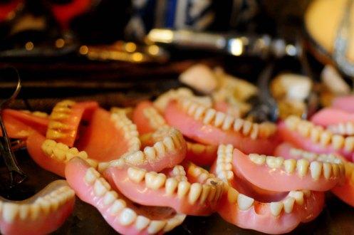 tænder. Marokko