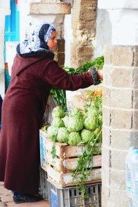 Marokko.artiskokker