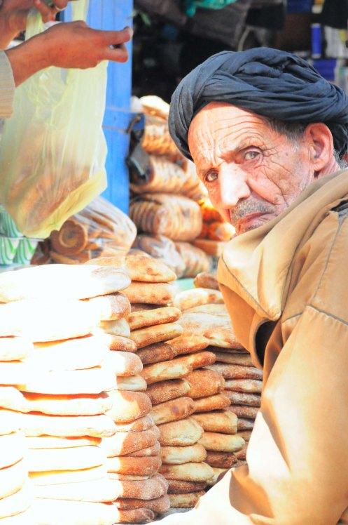 Marokko.brød