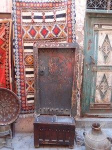 Marokko.døre